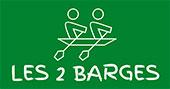 Les 2 barges