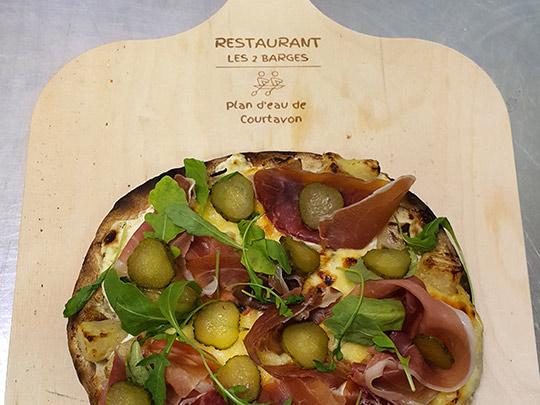 restaurant Les 2 Barges